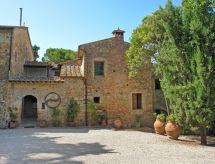 San Gimignano - Rekreační apartmán Camino