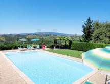 San Gimignano - Vakantiehuis Villa Pratoverde (SGI350)