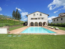 San Gimignano - Ferienhaus Bandellina