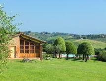 San Gimignano - Ferienhaus Coiano