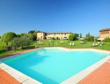 San Gimignano - Appartement Pancole