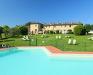 Ferienwohnung Santo Pietro, San Gimignano, Sommer