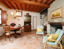 Loro Ciuffenna - Dom wakacyjny Casa Lara