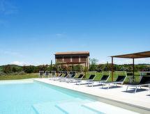 Montaione - Vakantiehuis Poggio Partino (MOI197)