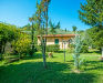 Ferienhaus Il Masso, Montaione, Sommer