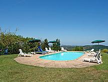 Montaione - Vakantiehuis Poggio al Colle