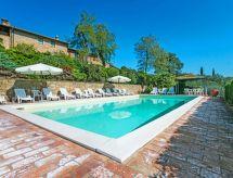 Montaione - Ferienwohnung Michelangelo