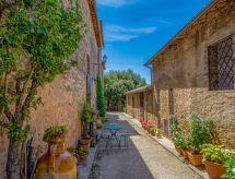 Sovicille - Ferienwohnung La Quercia