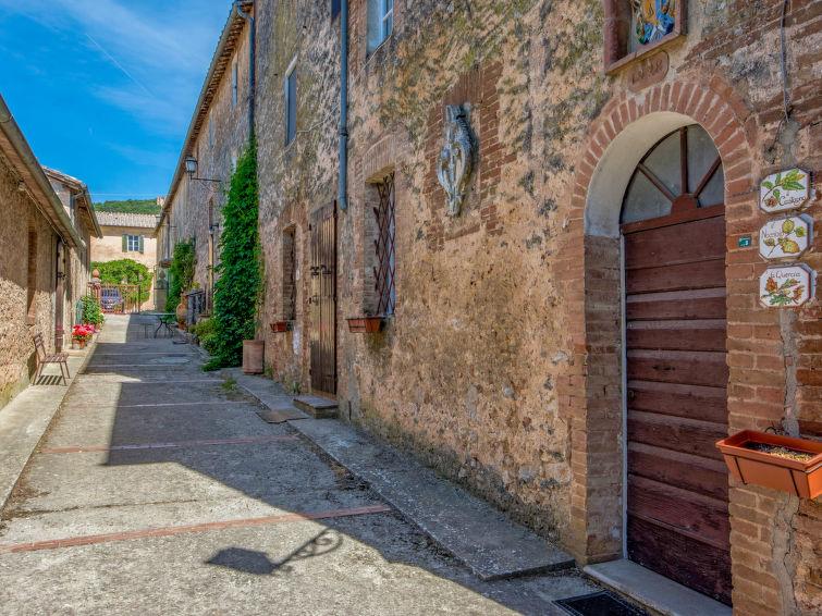 La Ginestra Apartment in Siena