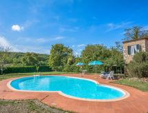 Vakantiehuis Il Valacchio, Sovicille, Zomer