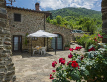 Greve in Chianti - Appartement Blu