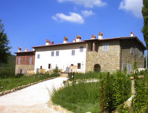 Greve in Chianti - Apartment Le Capanne