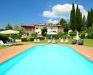 Ferienwohnung Le Capanne, Greve in Chianti, Sommer