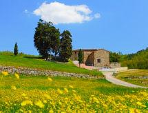 Locazione turistica Selvapiana para el senderismo de las llanuras y con jardín