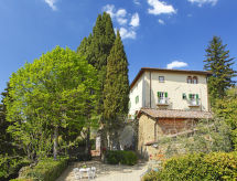 Greve in Chianti - Appartement Geranio