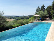 Siena - Holiday House Casa Tosca (SIA130)