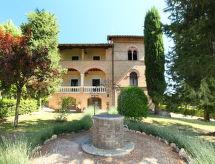Siena - Ferienwohnung Loggia del Poggiolo
