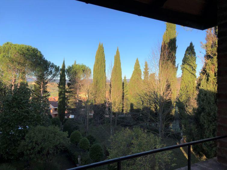 Loggia del Poggiolo Villa in Siena