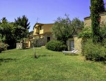 San Casciano Val di Pesa - Ferienhaus Casa delle Fiabe