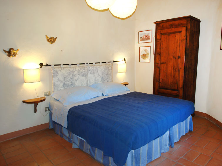 Villa Bulleri (12p) with disabled bathroom and private swimmingpool in Tuscany, Italy (I-719)