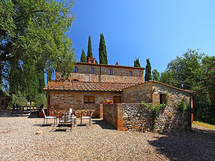 Ferienwohnung Castelnuovo Berardenga