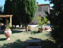 Asciano - Vakantiehuis Crete Senesi View