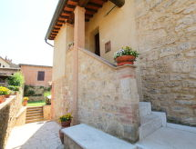 Asciano - Lägenheter La Torre di Elisa