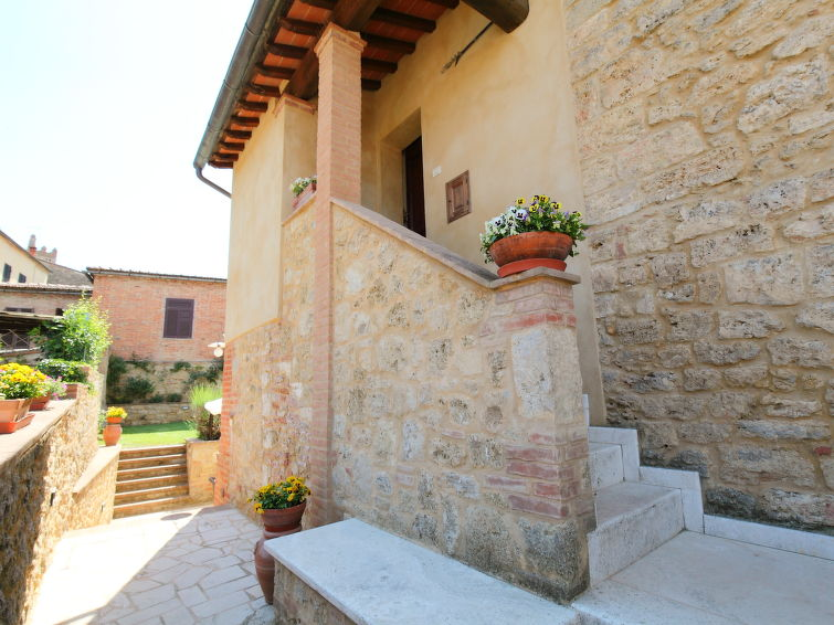 Droomhuis La House : Ferienwohnung la torre di elisa in asciano italien it