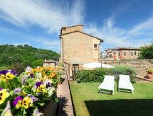La Torre di Elisa med vaskemaskine og terrasse