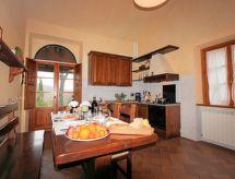 Arezzo - Casa de vacaciones Villetta Trebbiano