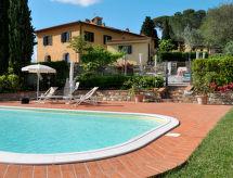 Impruneta - Apartment Al Tramonto (IMA291)
