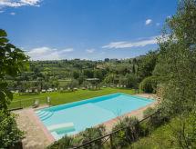 Impruneta - Ferienwohnung La Capriata