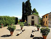 Il Turricchio para golf y con jardín