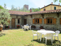 Pergine Valdarno - Ferienhaus Rustico Il Noce (PGO171)