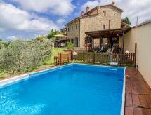 Civitella in val di Chiana - Casa de vacaciones Il Borgo di Gebbia