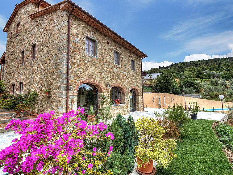 Il Borgo di Gebbia - Chalet - Civitella in val di Chiana