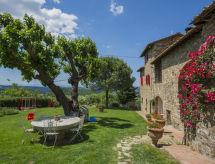 Badia a Passignano - Ferienwohnung Badia a Passignano