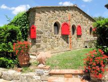 Badia a Passignano - Vakantiehuis Casenuove di Sopra (BAP110)