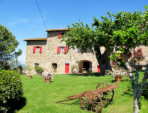 Badia a Passignano - Appartement Casenuove di Sopra (BAP112)