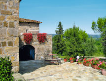 Badia a Passignano - Vakantiehuis Casenuove di Sopra (BAP113)