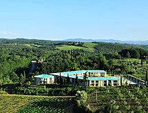 Tavarnelle Val di Pesa - Appartement Chianti Village Morrocco