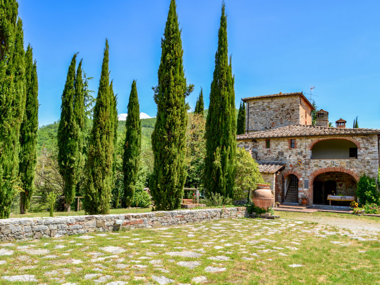 Karta Italien Chianti.Semesterhus Il Molino In Gaiole In Chianti It5291 11 1 Interhome