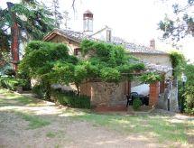 Gaiole in Chianti - Appartement Azalea