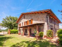 Gaiole in Chianti - Vacation House Montelucci (GAI190)