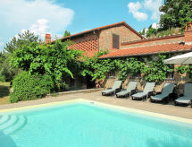 Gaiole in Chianti - Vacation House Belvedere (GAI150)