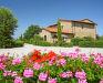 19. zdjęcie terenu zewnętrznego - Apartamenty La Farfalla n°5, Gaiole in Chianti