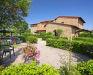 14. zdjęcie terenu zewnętrznego - Apartamenty La Farfalla n°5, Gaiole in Chianti