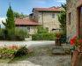 26. zdjęcie terenu zewnętrznego - Apartamenty La Farfalla n°5, Gaiole in Chianti