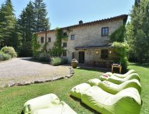 Gaiole in Chianti - Vacation House La Colonica