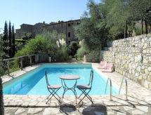 Radda in Chianti - Ferienwohnung Casa Susanna (RDD170)